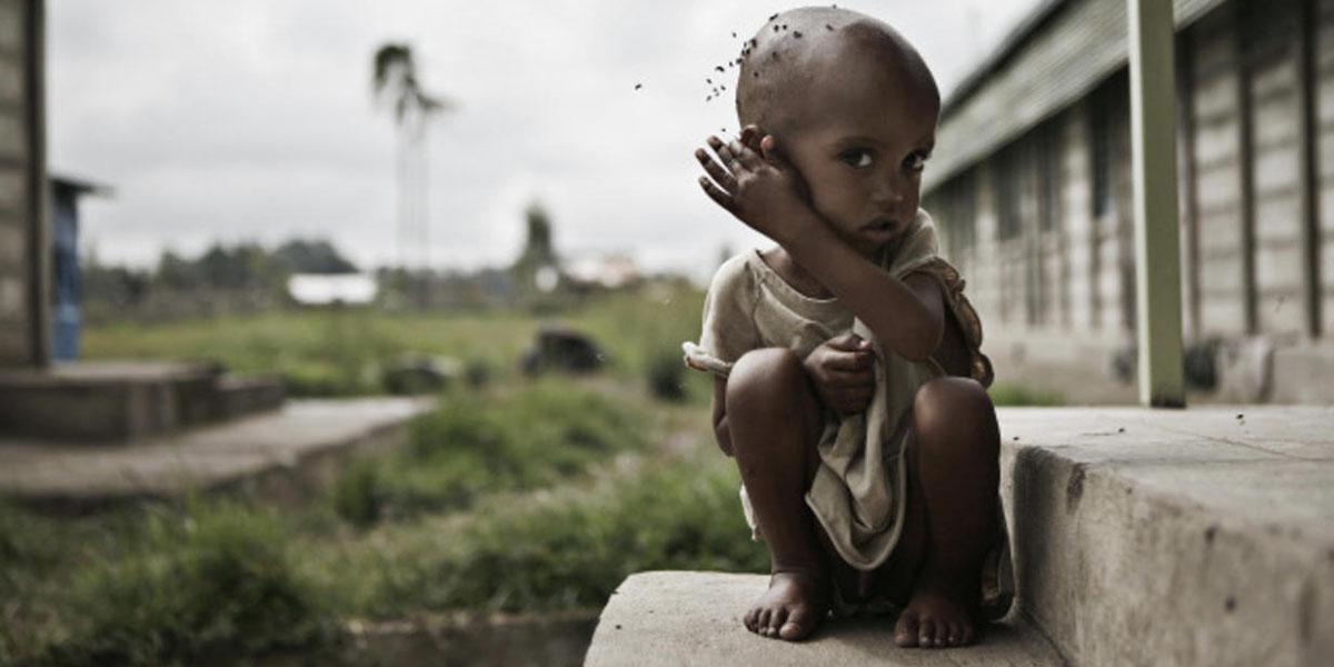 Man nerūpi badaujantys Afrikos vaikai